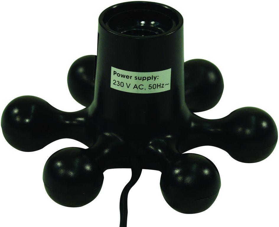 UV lampička chobotnice, černá
