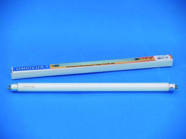 Zářivka 8W 287mm G-5 T5 Omnilux, 2700K