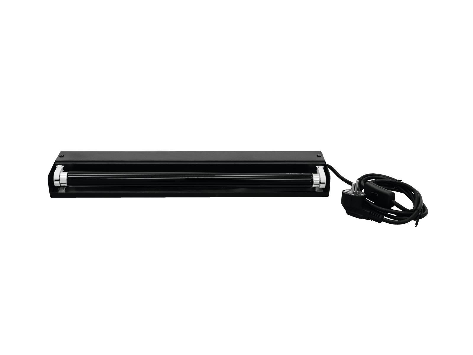 Fotografie UV zářivka 45cm Set kovový