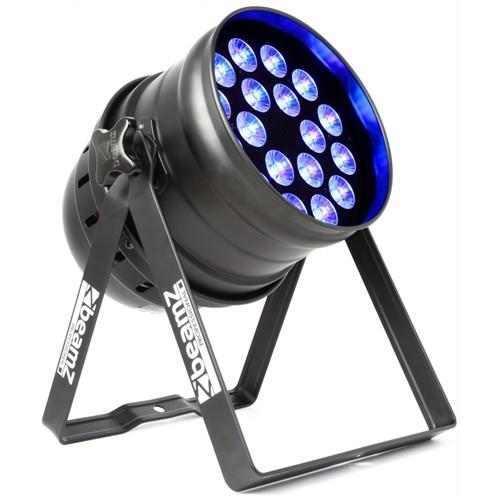 Fotografie Reflektor BeamZ LED PAR 64 18x 15W RGBAW, IR, DMX