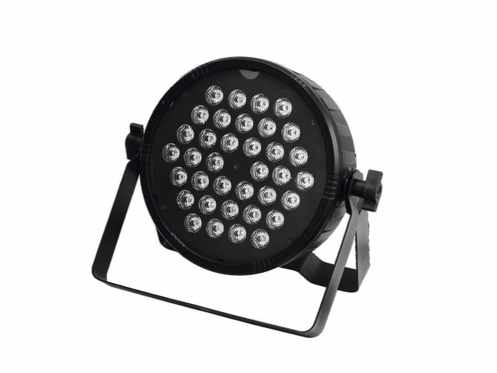 Fotografie LED dioda Eurolite LED SLS-360 UV 36x1W LED, reflektor LED UV