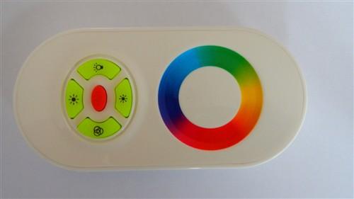 Fotografie eLite ovladač pro LED svítící pásky, 12-24V, RGB, dotykový