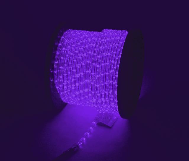 Rubberlight 44, fialový, 44m