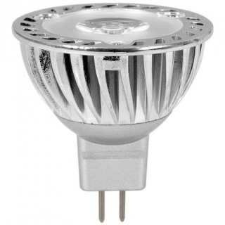 LED žárovka 12V MR-16 GU-5.3, 3W LED 3000K