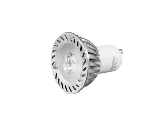 LED UV žárovka GU-10 230V 1x3W LED UV Omnilux